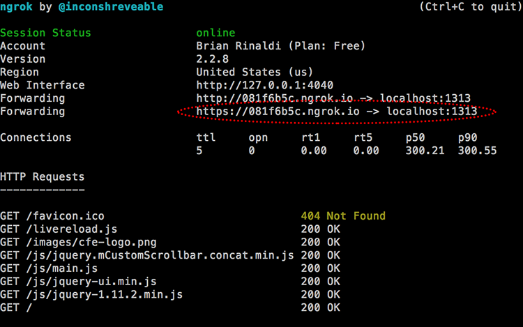 Running Ssl On Localhost Remote Synthesis